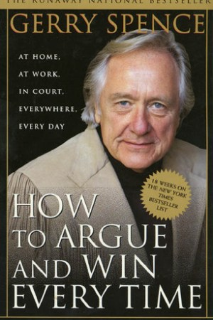 Reading books How to Argue & Win Every Time: At Home, At Work, In Court, Everywhere, Everyday
