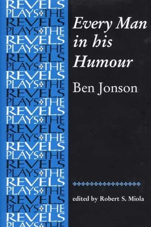 Reading books Every Man in His Humour: Quarto Version