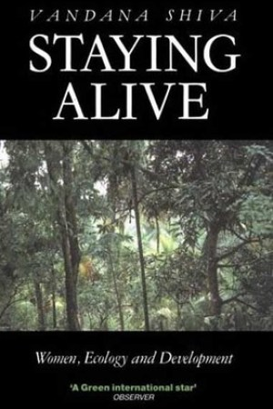 Reading books Staying Alive: Women, Ecology and Development