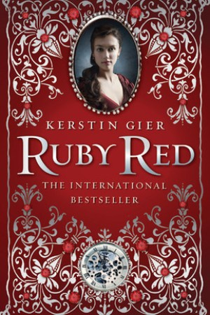 Ruby Red (Precious Stone Trilogy, #1)
