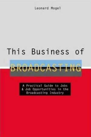 Reading books This Business of Broadcasting