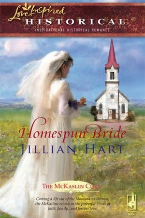 Reading books Homespun Bride (The McKaslin Clan Historical #2)