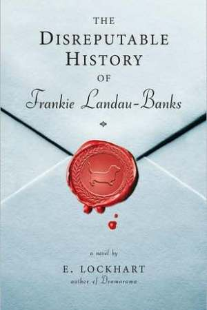 Reading books The Disreputable History of Frankie Landau-Banks