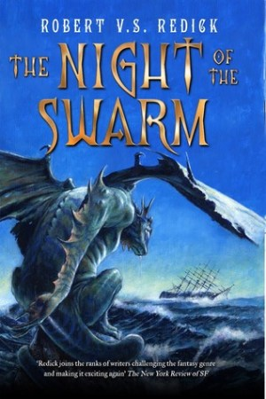 Reading books The Night of the Swarm (The Chathrand Voyages #4)