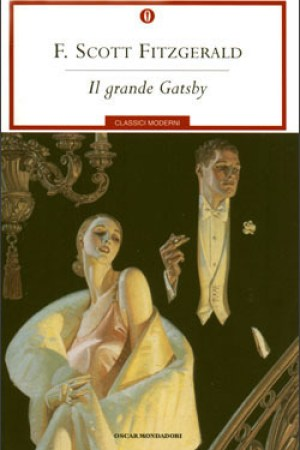 Reading books Il grande Gatsby