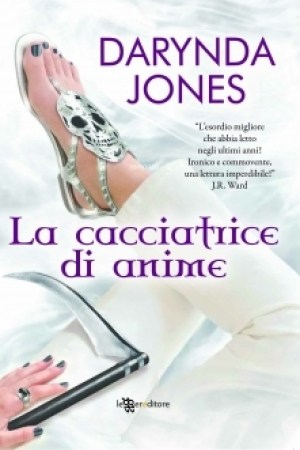 Reading books La cacciatrice di anime (Charley Davidson, #1)