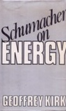 Schumacher on Energy