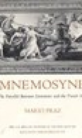 Mnemosyne: The Parallel Between Literature and the Visual Arts
