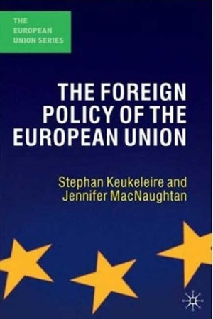 Reading books The Foreign Policy of the European Union