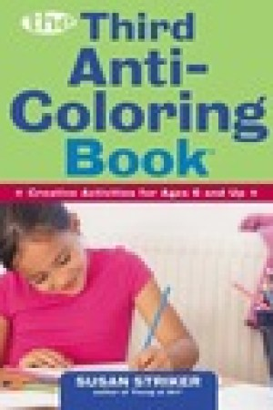 read online The Third Anti-Coloring Book: Creative Activities for Ages 6 and Up