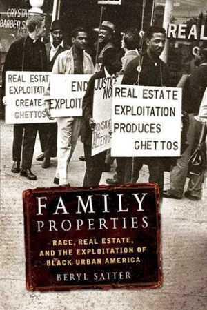 Reading books Family Properties: Race, Real Estate, and the Exploitation of Black Urban America
