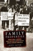 Download Family Properties: Race, Real Estate, and the Exploitation of Black Urban America books