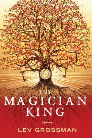 Reading books The Magician King (The Magicians, #2)