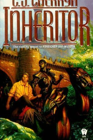 read online Inheritor (Foreigner, #3)