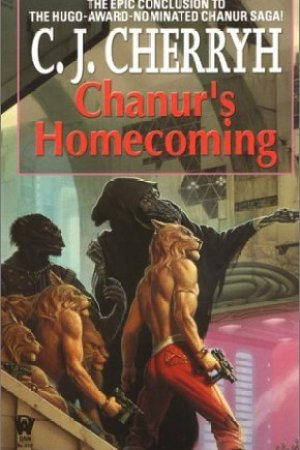 read online Chanur's Homecoming (Chanur #4)
