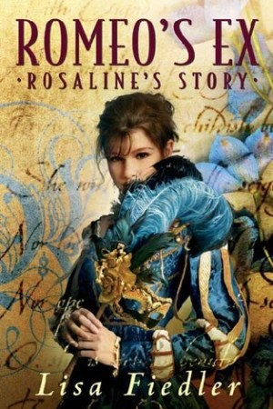 Reading books Romeo's Ex: Rosaline's Story