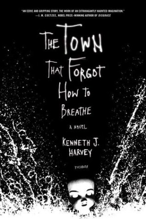Reading books The Town That Forgot How to Breathe