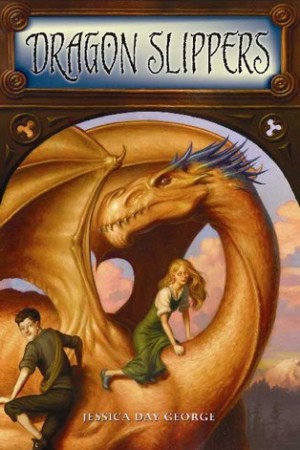 read online Dragon Slippers (Dragon Slippers, #1)