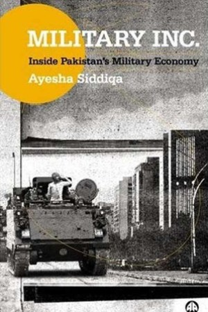 Reading books Military Inc.: Inside Pakistan's Military Economy