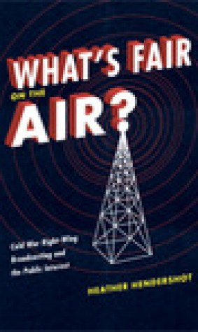 What's Fair on the Air?: Cold War Right-Wing Broadcasting and the Public Interest