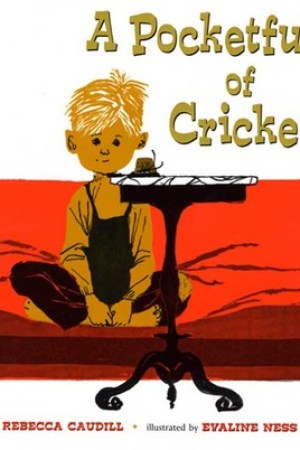 Reading books A Pocketful of Cricket