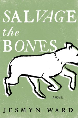 Reading books Salvage the Bones