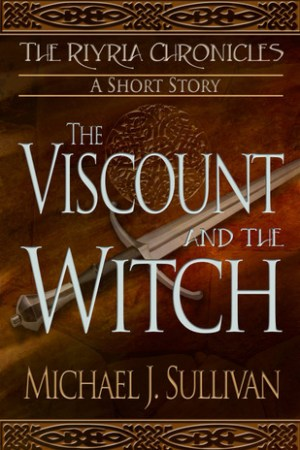 Reading books The Viscount and the Witch (Riyria Chronicles, #1.5)