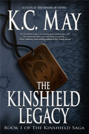 read online The Kinshield Legacy (The Kinshield Saga, #1)