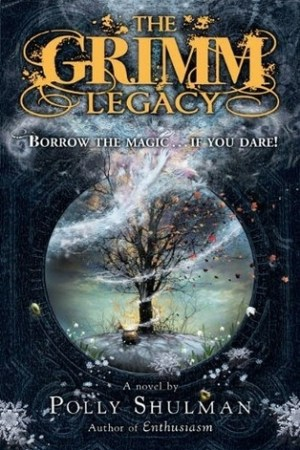 Reading books The Grimm Legacy (The Grimm Legacy, #1)