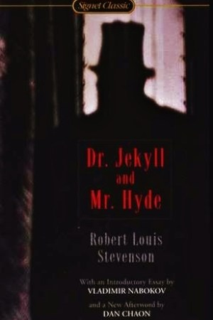 Reading books The Strange Case of Dr. Jekyll and Mr. Hyde