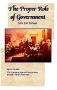 Download The Proper Role of Government books