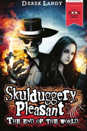read online The End of the World (Skulduggery Pleasant, #6.5)