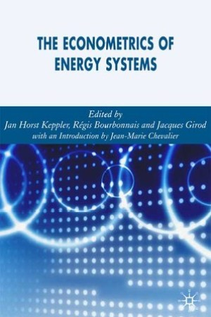 Reading books The Econometrics of Energy Systems