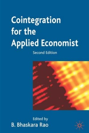 Reading books Cointegration for the Applied Economist