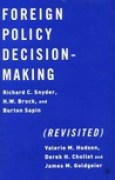 Download Foreign Policy Decision Making (Revisited) pdf / epub books