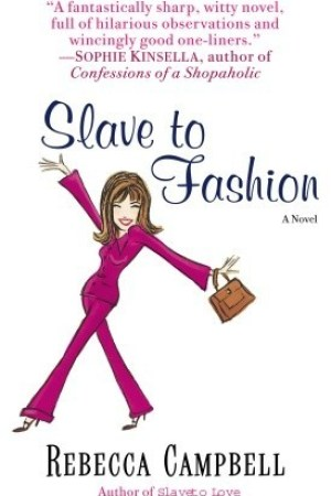 Reading books Slave to Fashion