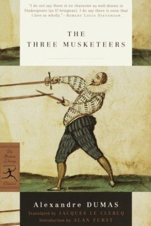Reading books The Three Musketeers (The D'Artagnan Romances, #1)