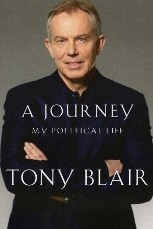 Reading books A Journey: My Political Life