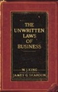 Download The Unwritten Laws of Business pdf / epub books