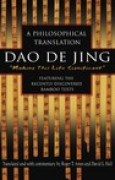 Download Dao De Jing: A Philosophical Translation books
