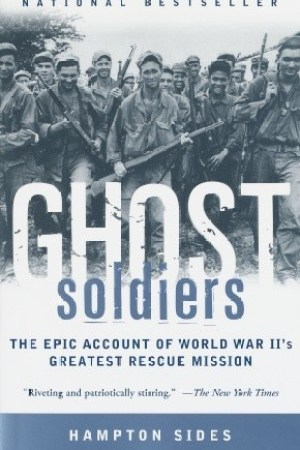 Reading books Ghost Soldiers: The Epic Account of World War II's Greatest Rescue Mission