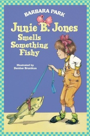 Reading books Junie B. Jones Smells Something Fishy (Junie B. Jones, #12)