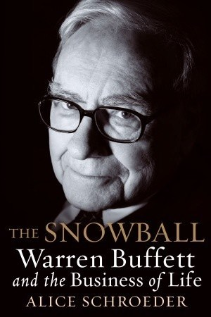 Reading books The Snowball: Warren Buffett and the Business of Life