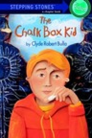read online The Chalk Box Kid (Stepping Stone Books)