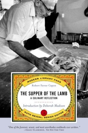 Reading books The Supper of the Lamb: A Culinary Reflection
