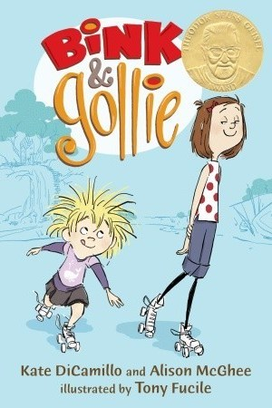 Reading books Bink & Gollie (Bink & Gollie, #1)