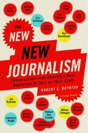 Reading books The New New Journalism: Conversations with America's Best Nonfiction Writers on Their Craft