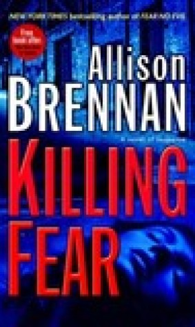 Killing Fear (Prison Break Trilogy, #1)