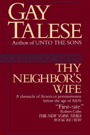 Reading books Thy Neighbor's Wife