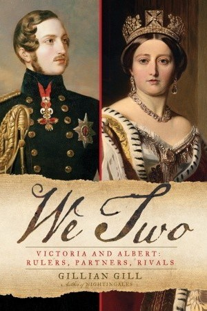 Reading books We Two: Victoria and Albert: Rulers, Partners, Rivals
